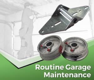 Garage Door Maintenance - Pierce Garage Door