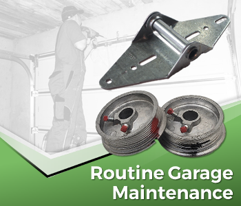 Garage Door Maintenance - Pierce Garage Door