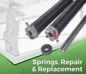 Garage Door Springs - Pierce Garage Door