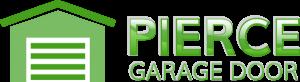 Pierce Garage Door Repair Installation Services RETINA LOGO